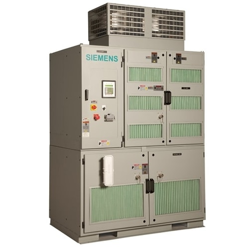 Siemen's medium voltage drive